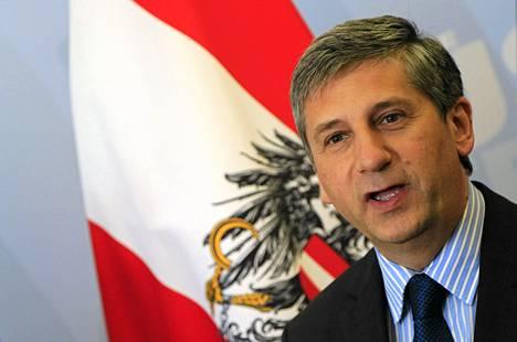 Ulkoministeri Michael Spindeleggerin mukaan Itävaltakaan ei ole maksanut lunnaita.
