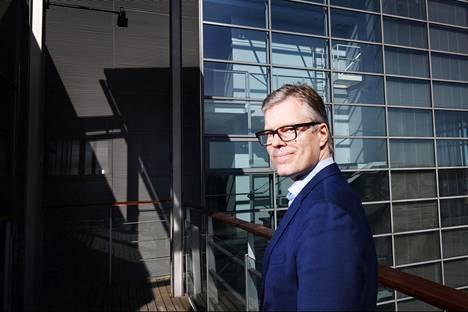Fortumin toimitusjohtaja Markus Rauramo.