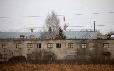 Pokrovin vankisiirtola, viralliselta nimeltään IK-2.