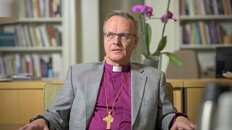 Tapio Luoma on toiminut evankelis-luterilaisen kirkon