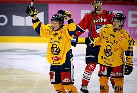 Rauman Lukko nousi runkosarjassa kakkoseksi pistekeskiarvon perusteella.