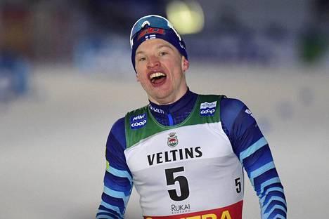 Iivo Niskanen esiintyi viimeksi virallisessa kilpailussa 29. marraskuuta 2020, maailmancupin takaa-ajossa Rukalla.