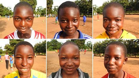 FC Viton pelaajat (ylhäältä vasemmalta) Rhita Natael Mchopa, Nasra Selemani Soka, Herieth Yusuph Manyana, Moza Sharifu Mayani, Ramlati Rajabi Mindiwili ja Diana Amidu Mahuru.