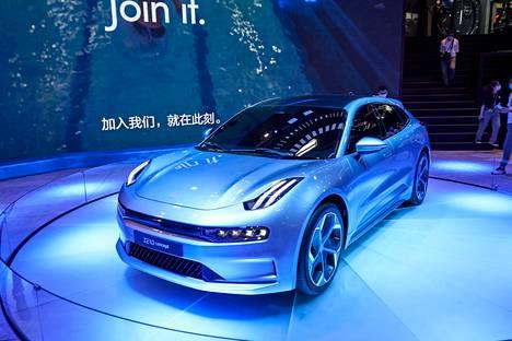 Ensimmäisen Zeekr-auton on määrä pohjautua Geelyn omistaman Lynk & Co:n Zero Concept -autoon, joka esiteltiin viime syksynä Pekingin automessuilla.