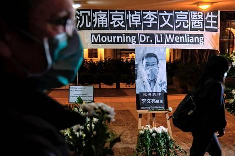 Li Wenliangista on tullut koronavirustaudin tunnetuin uhri.