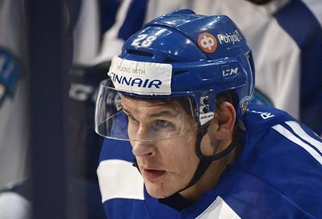 Jyri Marttinen kuului viime keväänä Suomen MM-hopeajoukkueeseen.