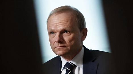 Pekka Lundmark on toiminut Nokian toimitusjohtajana seitsemän kuukauden ajan.