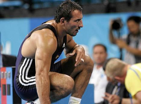 Ara Abrahamianin ilme kertoi paljon Ateenan olympialaisten finaalitappion jälkeen.