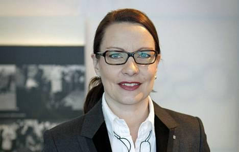 Valtiovarainministeriön viestintäjohtaja Liinu Lehto