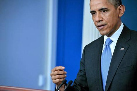 Yhdysvaltain presidentti Barck Obama esittää jälleen muutoksia aselakeihin.