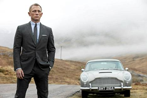 Daniel Craig on James Bond.