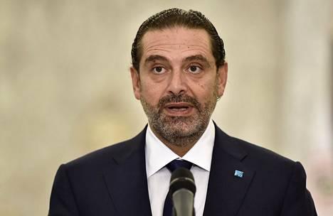 Saad Hariri nousi torstaina neljännen kerran Libanonin pääministeriksi.