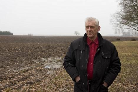 """""""Tilanteesta on tullut sellainen, etten enää pidä sotaa mahdottomana ajatuksena"""", Suwalkin käytävällä sijaitsevan maatilan isäntä Ludvikas Mačiunskas sanoo."""