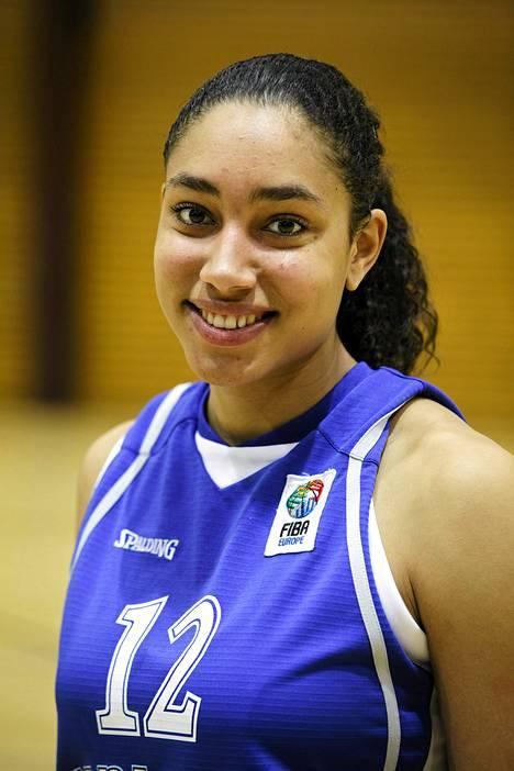 Krista Gross vuonna 2011.