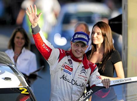 Mikko Hirvonen saattaa ajaa ensi kaudella MM-rallia taas Fordilla.