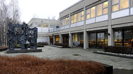 Veikkauksen pääkonttori sijaitsee Vantaalla.