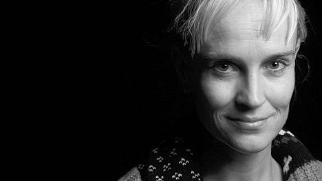 HS 20130108 Laura Saarikoski Kolumnikuva . Kuva Juhani Niiranen / HS