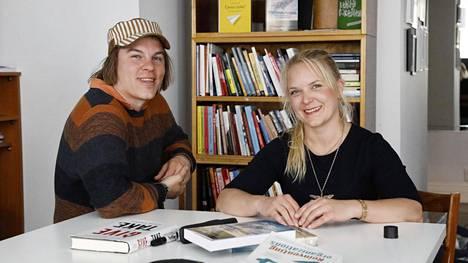 Frank Martela ja Karoliina Jarenko tutustuivat opiskellessaan käytännöllistä filosofiaa Helsingin yliopistossa. Vuonna 2009 he perustivat yrityksen yhdessä muutaman muun kollegan kanssa.