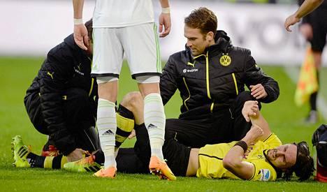 Neven Subotic on ollut Dortmundin puolustuksen tukipilareita.