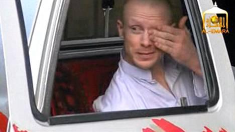 Kersantti Bowe Bergdahl vapautettiin Talebanin vankeudesta kesäkuun alussa.
