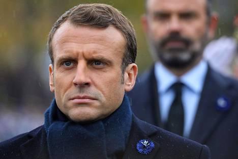 Kun Ranskan pääministeriksi valittiin Édouard Philippe (oik.), häntä pidettiin harvinaisen epäkarismaattisena hahmona. Pari vuotta pääministerinä on muuttanut kuvaa: Philippe on alkanut näyttää Emmanuel Macronin rinnalla mukavan miellyttävältä ja kansaa kuuntelevalta hahmolta.