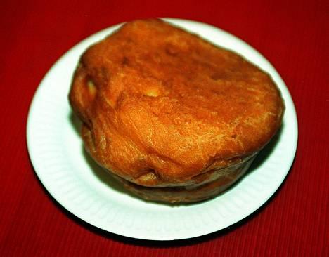 Lihapiirakat ovat vain yksi Eromangan tuote, mutta ne tunnetaan parhaiten.