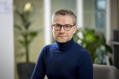 Turun yliopiston julkisoikeuden professori Janne Salminen
