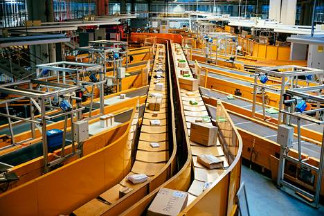 Myös Vantaan logistiikkakeskus on lakon piirissä.