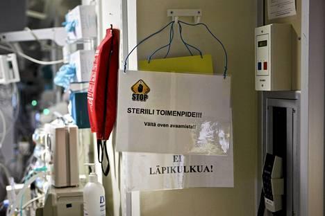 Lastenklinikan kunto on hälyttävän huono.