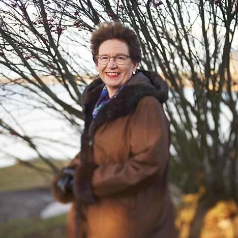 Eeva Kuuskoski ajaa nykyisin Eläkeliitossa ja eläkeläisten etujärjestössä Eetussa niiden kaltaistensa asiaa, joiden päivätyöt on jo tehty.