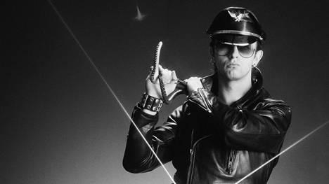 Rob Halford  kuvattuna vuonna 1978.