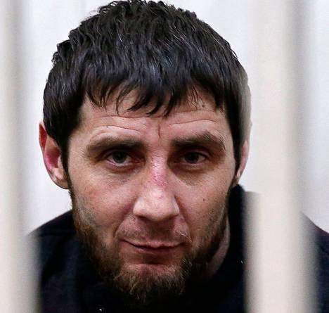 Zaur Dadajevia epäillään Boris Nemtsovin murhasta.