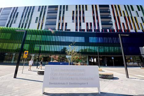 Helsingin Uudessa lastensairaalassa on hoidettavana noin 20 vauvaa.