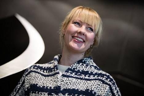 """Yrittäjä Meeri Haataja oli arvioimassa Aurora-hankeen eettisyyttä. """"On vastuullista ja eettistä käyttää julkisia varoja mahdollisimman tehokkaasti ja hyödyllisesti"""", hän sanoo."""