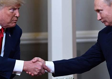 Donald Trumpin ja Vladimir Putinin tapaaminen Helsingissä 16. heinäkuuta on saanut maailman arvuuttelemaan, mistä presidentit oikein sopivat.