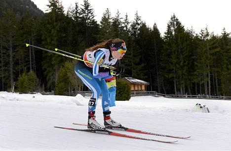 Laura Mononen starttaa yhdeksäntenä Tour de Skin toiseksi viimeiselle osuudelle lauantaina.
