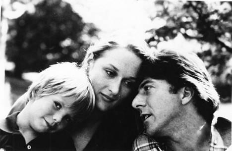 Avioerodraamassa Kramer vastaan Kramer riitelevää paria esittivät Meryl Streep ja Dustin Hoffmann.