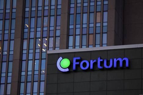 Uusiutuvasta energiasta kiinnostuneen Fortumin pääkonttori on Espoon Keilaniemessä.