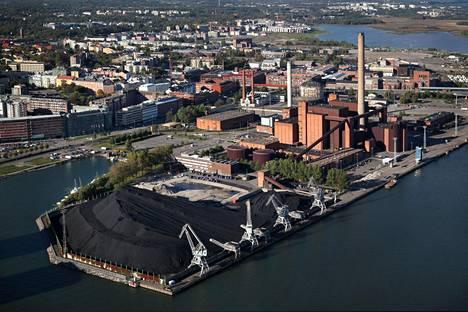 Helsinki on jo päättänyt luopua Hanasaaren hiilivoimalasta viimeistään vuonna 2024. Alue vapautuu asuinrakentamiselle.