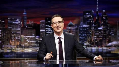 John Oliverin juontama ajankohtaisohjelma on voittanut sarjansa Emmy-palkinnot vuodesta 2016 lähtien.