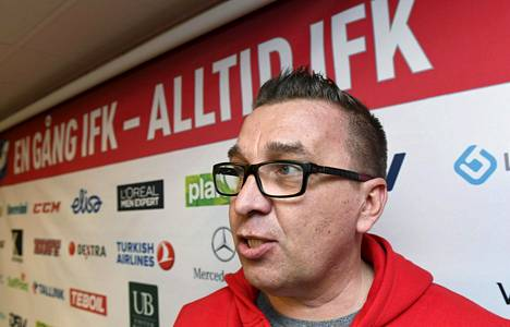 Ari-Pekka Selin valmentaa HIFK:ta tulevalla kaudella.