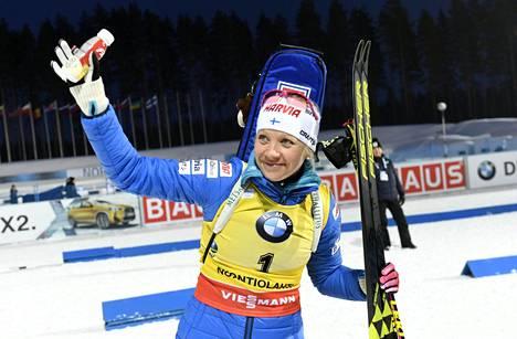 Ampumahiihtäjä Kaisa Mäkäräinen on yksi Suomen viime vuosien menestyneimpiä ja arvostetuimpia urheilijoita.
