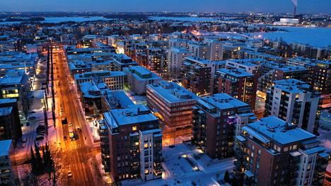 Vuokra-asuntoa Helsingistä tarvitsevilla on nyt aavistuksen helpompaa.