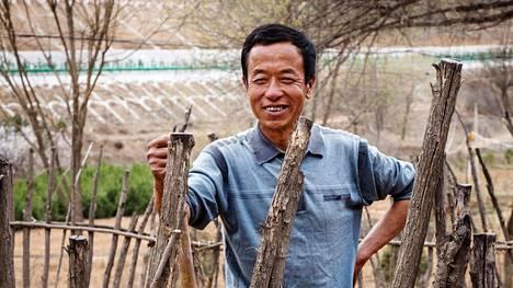 Liu Bingyu elättää 800–900 yuanilla (runsaat 100–120 euroa) kuussa itsensä ja 87-vuotiaan äitinsä.