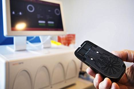 Mobidiag kehittää ja valmistaa sairauksien diagnosointiin testilaitteita, joiden käyttö olisi mahdollisimman edullista.