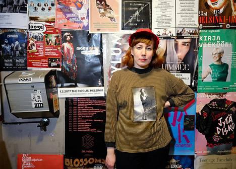 Litku Klemetti on Sanna Klemetin alter ego ja indiemusiikin huipulla juuri nyt.
