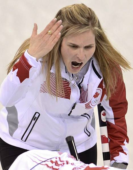 Kanadan kapteeni Jennifer Jones