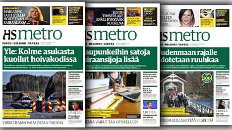 Viimeinen Metro
