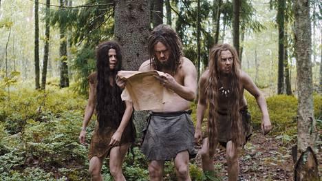 Neandertalilaiset tulevat.