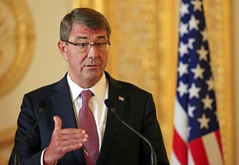 Nainen voi hakea kaikkiin Yhdysvaltain armeijan tehtäviin, lupasi puolustusministeri Ashton Carter torstaina.